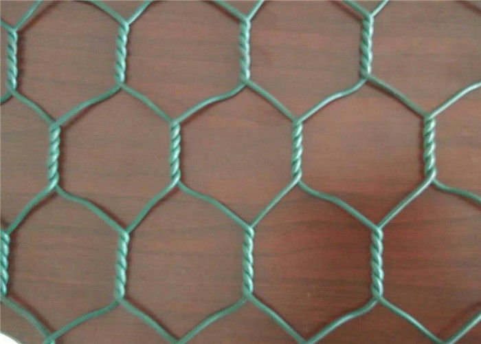 Galfan Coated Gabion Wire Mesh Cage Walls Anti - Rust For Creek Slope Stabilization Projects distributor